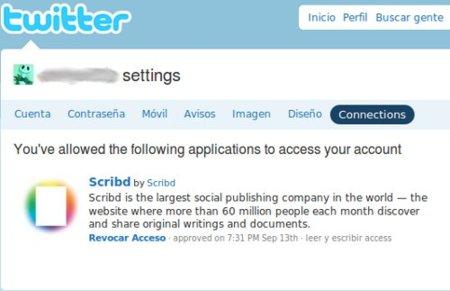 Comprobar si tienes virus en Twitter