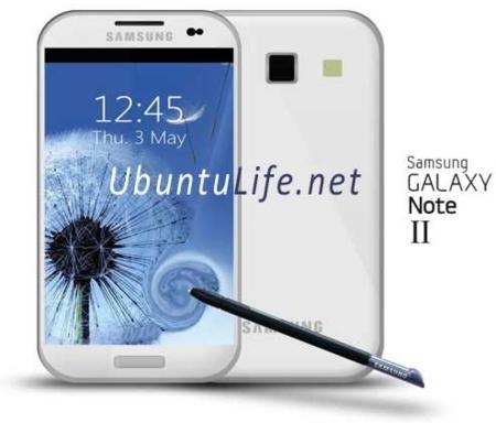 Samsung Galaxy Note 2 se dejará ver el próximo 30 de agosto