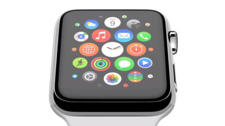 Apple Watch Cara