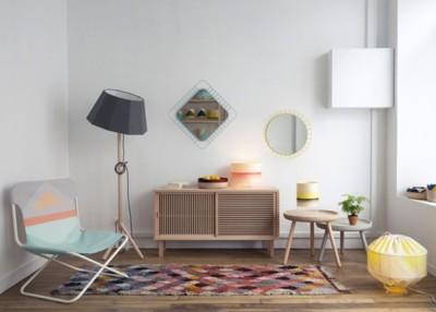 La nueva colección de muebles y complementos de Colonel de lo mejorcito de Maison & Objet