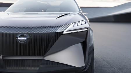 B4840661 Nissan Unveils Imq Concept Geneva