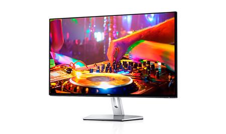 Dell presenta tres nuevos monitores Full HD con distintas diagonales para competir en la gama media