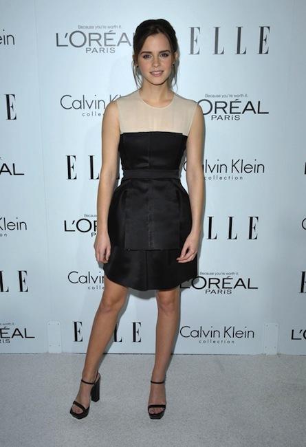 Para Emma Watson la cosa está clara: Quien tiene boca, se equivoca