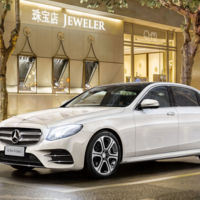 Mercedes-Benz Clase E L: No, aún no lleva el sello de Maybach