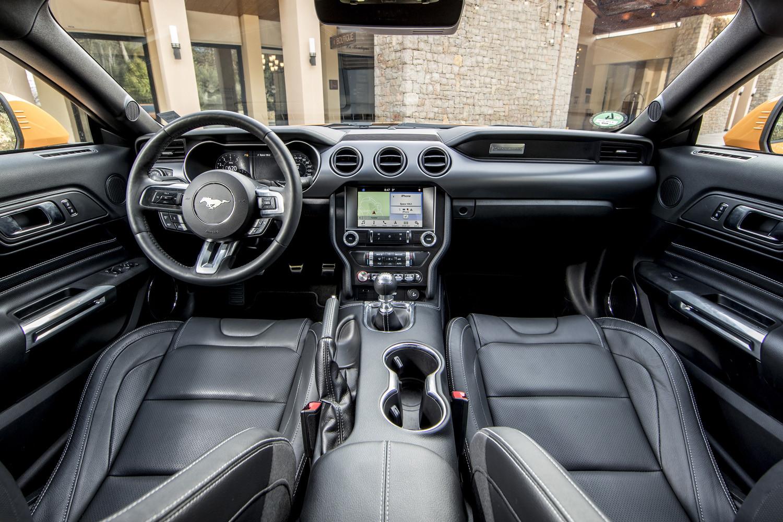 Foto de Ford Mustang 2018, toma de contacto (114/159)
