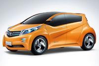 Dongfeng-Nissan presenta un nuevo prototipo eléctrico para China: el Venuncia VIWA