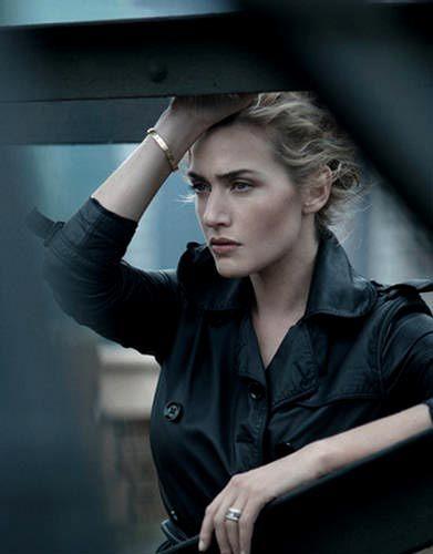 Foto de Kate Winslet para Harper's Bazaar (4/4)