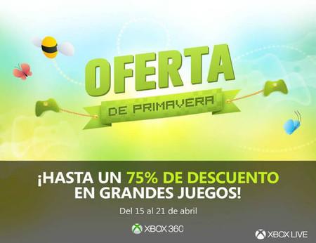 Xbox 360: ofertas de la semana - del 15 al 21 de abril