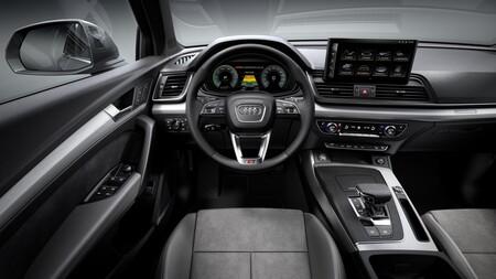 Audi Q5 Phev 2021 Interior