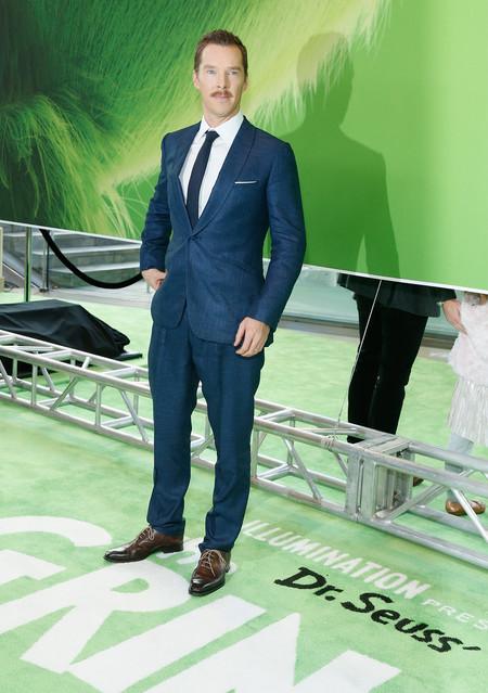 Benedict Cumberbatch Lleva El Mejor Accesorio De La Temporada Que Hemos Visto En La Alfombra Roja 03