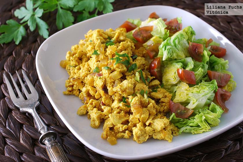 Reducir los carbohidratos cuando eres vegetariano: 25 recetas ricas en proteína