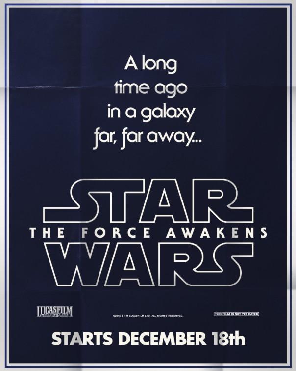 Foto de 'Star Wars: El despertar de la fuerza', todos los carteles del Episodio VII (13/18)
