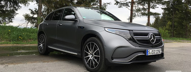 Probamos el Mercedes-Benz EQC 2019: un SUV eléctrico con hasta 416 km de autonomía que da prioridad al lujo y la tecnología
