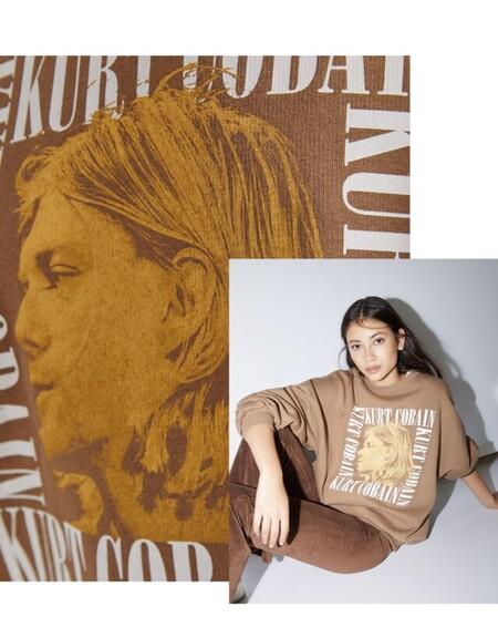 Camisetas Musica Bershka 12