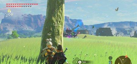 Zelda: Breath of the Wild: este es el loco proceso que siguió un fan para llevar a Paya al Castillo de Hyrule