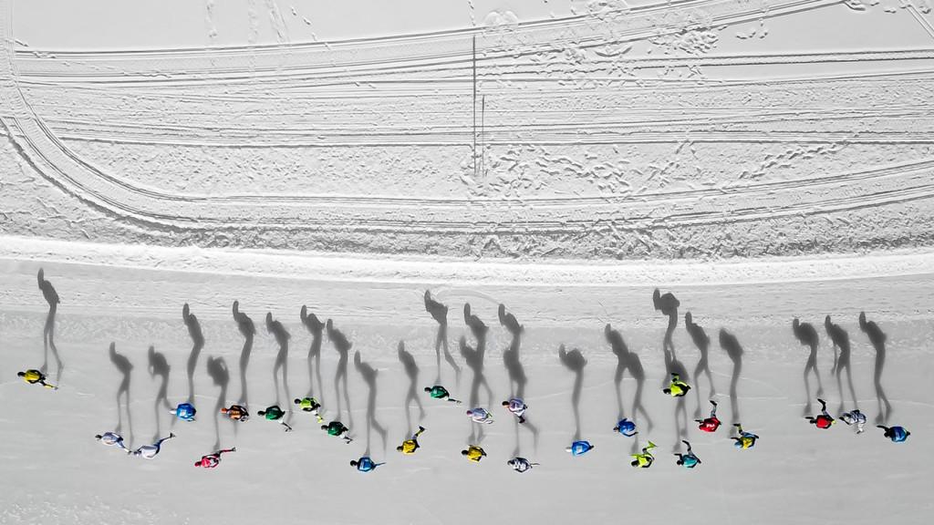 'Skating Shadows', de Vincent Riemersma (Holanda)