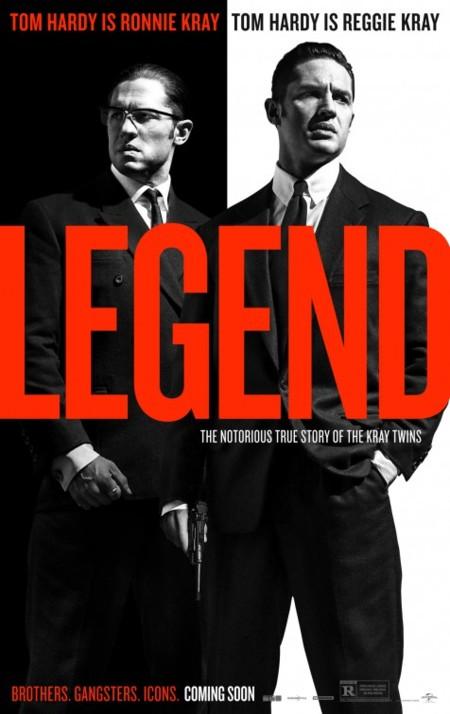 El póster de Legend