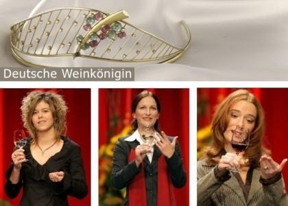 Reina del vino en Alemania 2007-2008