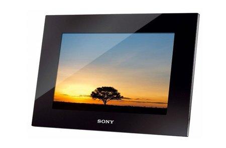 Nueva gama de marcos digitales Sony S-Frame