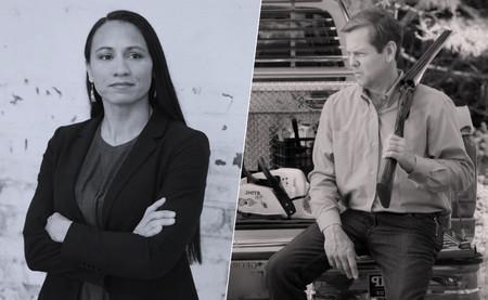 La nativa lesbiana vs. el hombre blanco de rifle al hombro: así es la enorme brecha política de EEUU