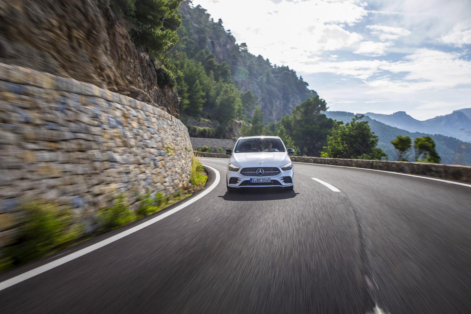 Foto de Mercedes-Benz Clase B 2019 (112/157)