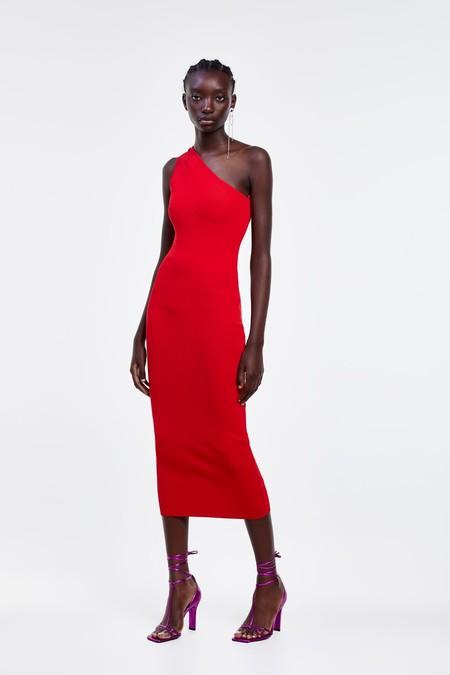Vestido Invitada Zara 7