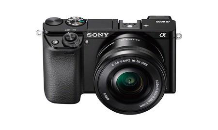 Más barata todavía: la Sony Alpha A6000 acompañada de objetivo 16-50mm, en MediaMarkt ahora por 499 euros