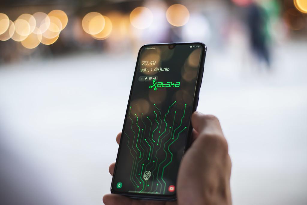 Samsung Galaxy™ A70, análisis: una pantalla gigantesca y una acumulador (casi) infinita para conquistar la grado media