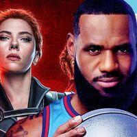 'Space Jam: Nuevas Leyendas' destrona a 'Viuda Negra' en la taquilla de EE.UU.: la aventura de Marvel rompe un récord negativo del estudio