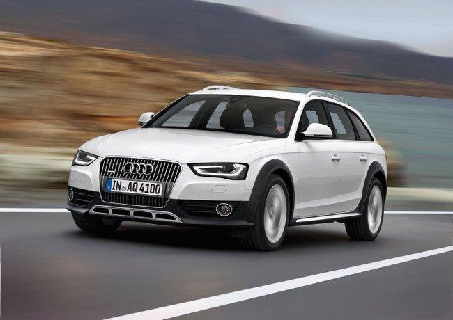 Audi A4 2012 6