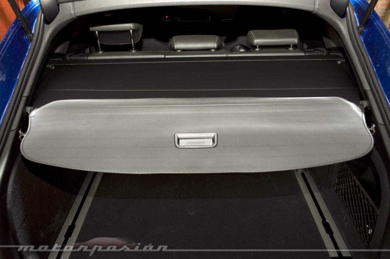 Foto de Audi RS4 Avant (prueba) (40/56)