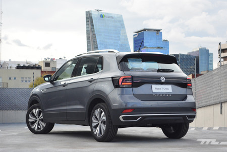 Volkswagen T Cross Mexico 3