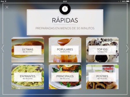 Cook, una aplicación de iOS que reforzará tu pasión por cocinar (si es que la tienes)