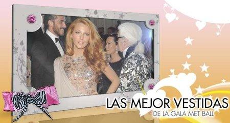 La Gala MET Ball: las famosas que mejor han sabido lucir sus vestidos sin asustar a nadie (I)