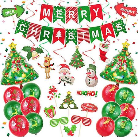 Deco Navidad 6 Amazon