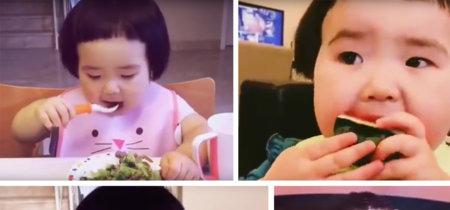Por qué millones de madres rezan cada noche para que sus hijos coman como esta niña