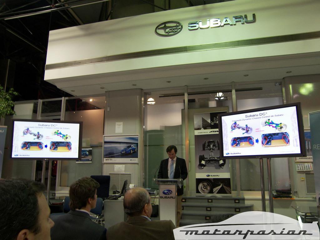 Foto de Presentación Subaru Impreza 2007 (6/33)