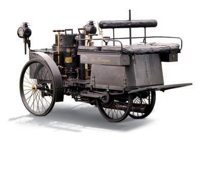 Subastan el coche más antiguo del mundo, ¡y todavía funciona!