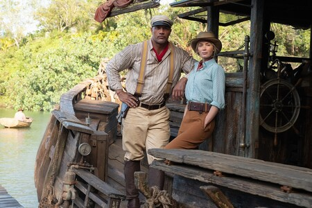 Jungle Cruise, estreno en Disney+ en México