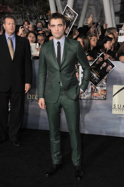 Robert Pattinson James Bond