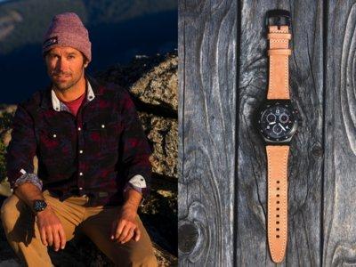 El reloj Swatch de Jeremy Jones