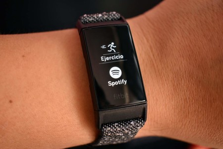 Fitbit Charge 4 Analisis Mexico Desempeno Control Spotify