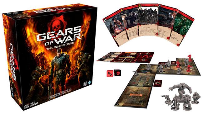 Juegos de mesa cl sicos y nuevos entra lince taringa for Gears of war juego de mesa