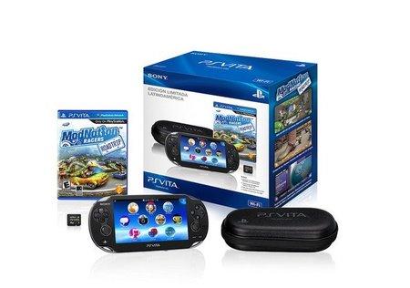 PS Vita con Bundle de edición limitada para Latinoamérica