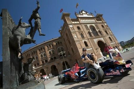 Bernie Ecclestone está dispuesto a tener un Gran Premio urbano en Madrid