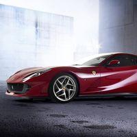 Ferrari presentará otro coche híbrido a finales de este mes