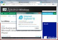 Internet Explorer 10 llega a Windows 7