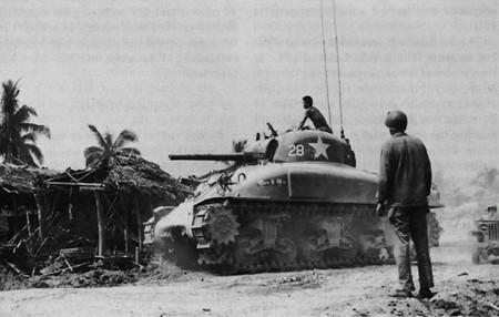 Tanque Segunda Guerra Mundial Pd