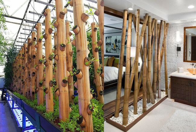 11 ideas para decorar la casa con bambú de manera exitosa
