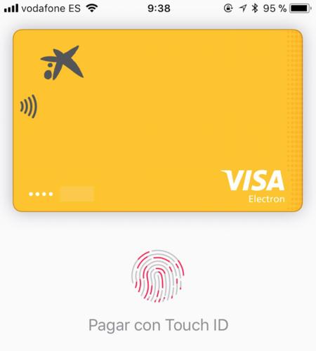 Las tarjetas de CaixaBank en España ya pueden utilizarse con Apple Pay [Actualizado con confirmación]